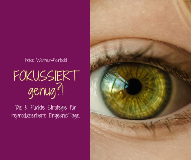 FOKUSSIERT genug... by HWR